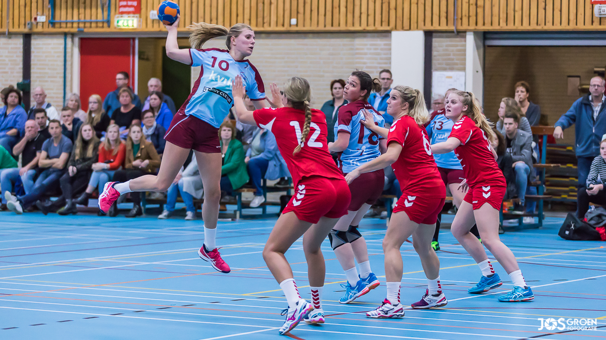 Handbalsters DFS Arnhem Stunten In Beker – Egon Floors